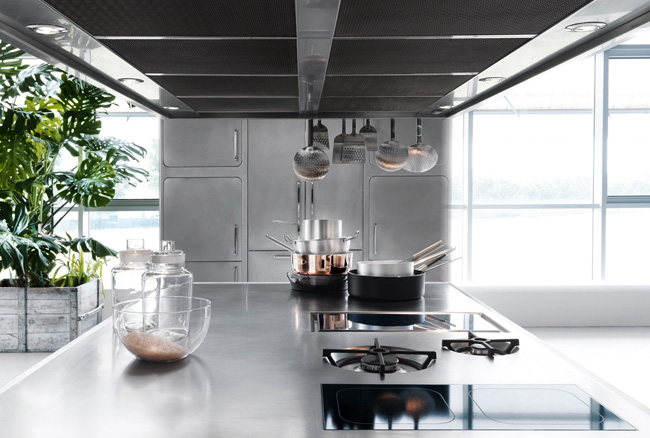abimis cucine Prisma Una cucina che trae la sua prima ispirazione ...
