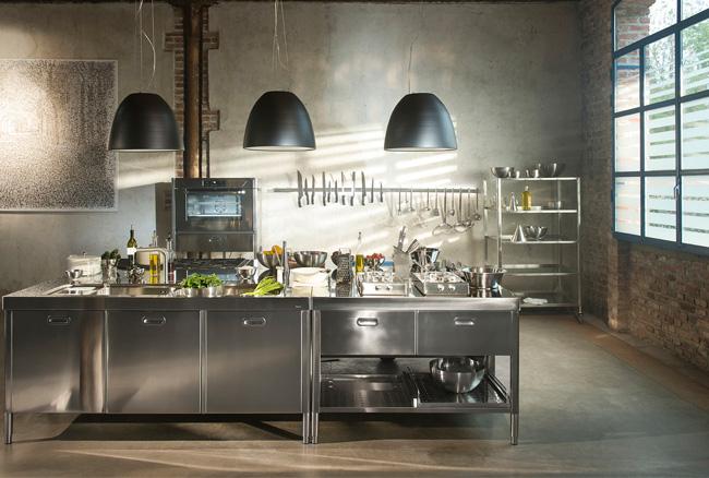 Disegna la cucina latest free best disegnare cucina d us with disegnare cucina d gratis with - Cucine in acciaio ikea ...