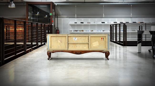 Si chiama export como prodotto da seletti ed for Malerba mobili