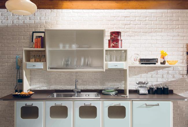 Cucine eurocucina stata decisamente una delle sezioni pi innovative e propositive di - Life cucine milano ...
