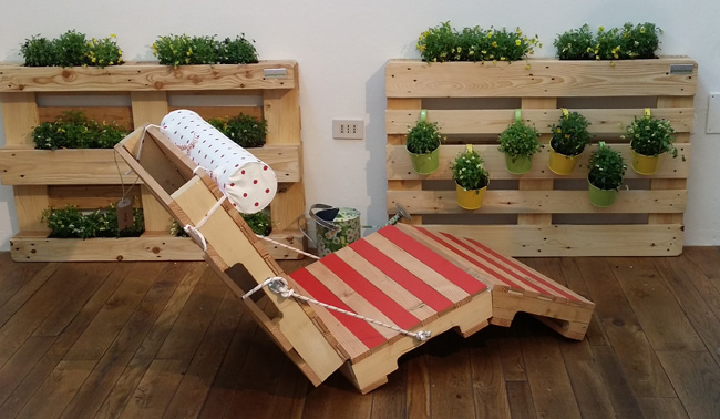 PALLET Be-eco for sustainable construction Ecologico. Innovativo e ...